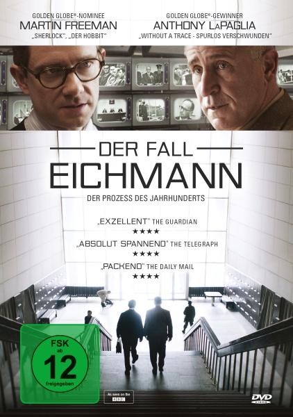 Der Fall Eichmann (DVD)