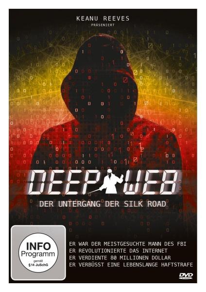 Deep Web - Der Untergang der Silk Road (DVD)