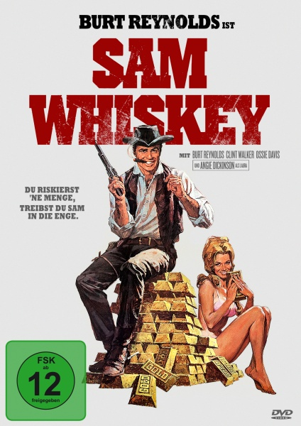 Sam Whiskey (DVD)