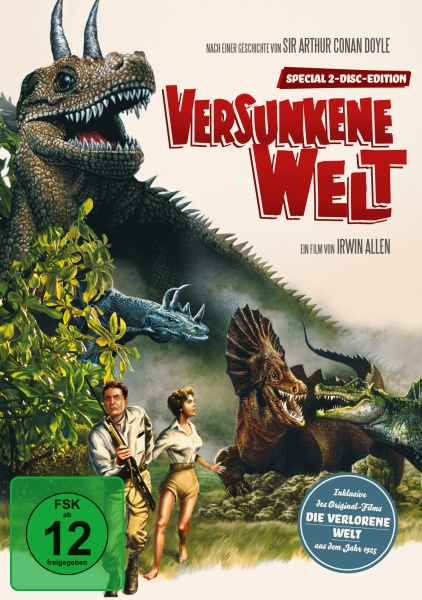 Versunkene Welt - The Lost World (2 DVDs)