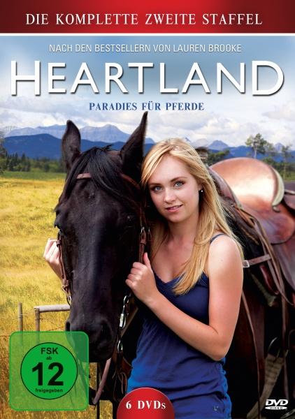 Heartland - Paradies für Pferde, Staffel 2 (Neuauflage) (6 DVDs)