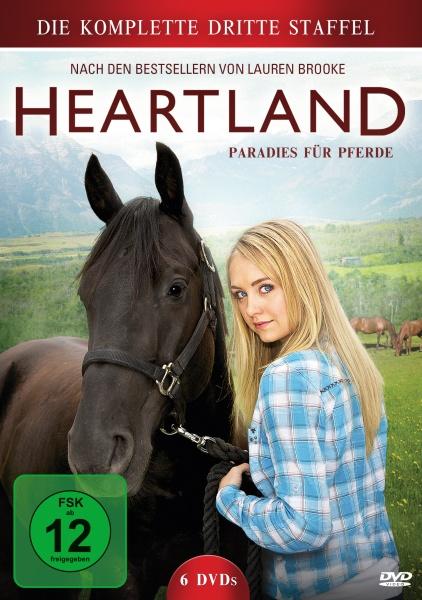 Heartland - Paradies für Pferde, Staffel 3 (Neuauflage) (6 DVDs)