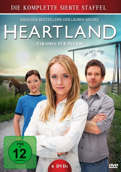 Heartland - Paradies für Pferde, Staffel 7 (Neuauflage) (6 DVDs)