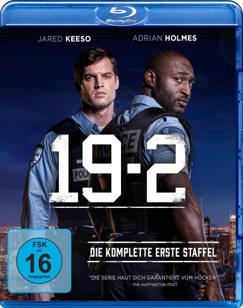 19-2 - Staffel 1 (2 Blu-rays)