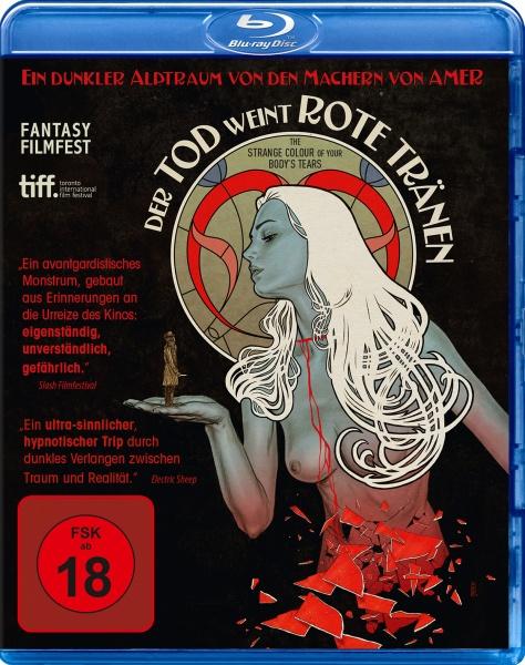 Der Tod weint rote Tränen (Neuauflage) (Blu-ray)