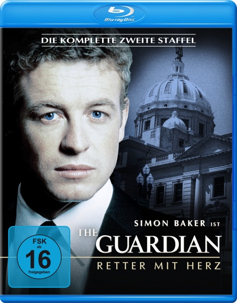The Guardian - Retter mit Herz - Staffel 2 (3 Blu-rays)