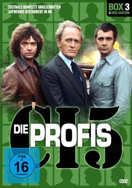 Die Profis - Box 3 (5 DVDs)