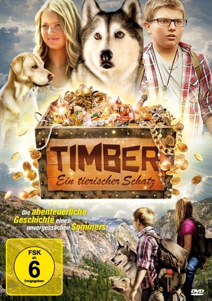 Timber - Ein tierischer Schatz (DVD)