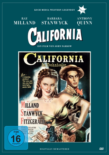 California (Edition Western-Legenden #41) (DVD)