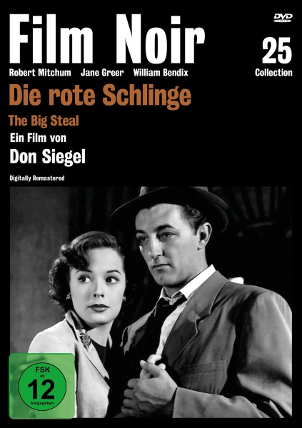 Film Noir Collection #25: Die rote Schlinge (DVD)