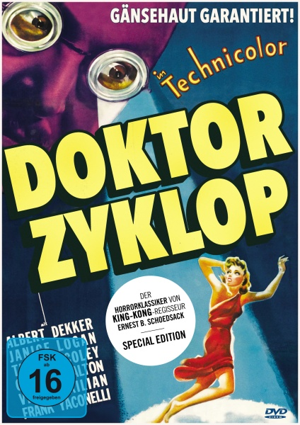 Dr. Zyklop (DVD)