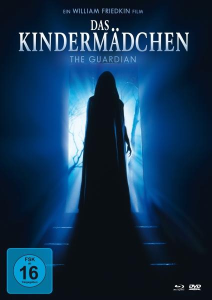 Das Kindermädchen (Mediabook, Blu-ray + DVD)