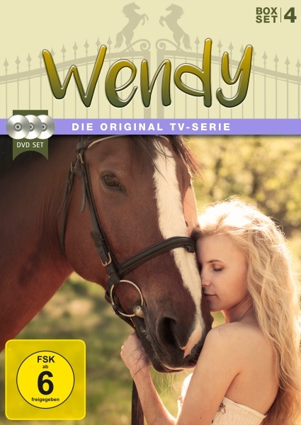 Wendy - Die Original TV-Serie (Box 4) (3 DVDs)