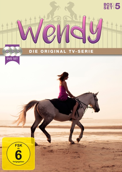 Wendy - Die Original TV-Serie (Box 5) (3 DVDs)
