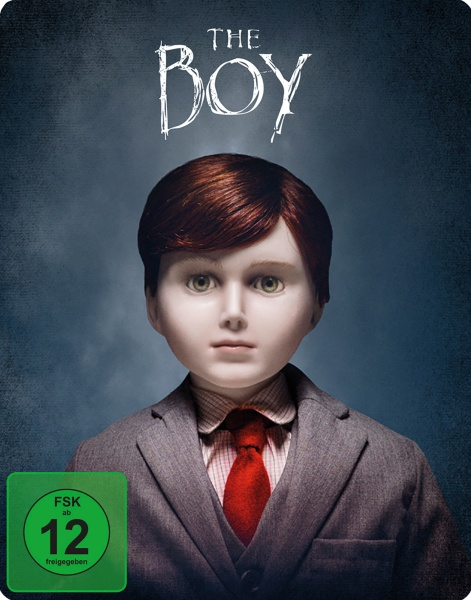 The Boy (Blu-ray) (Steelbook)