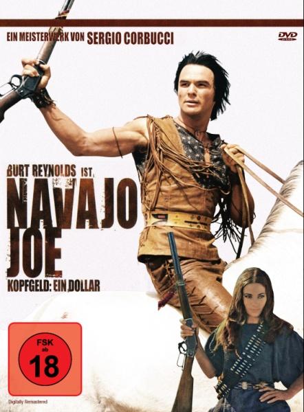 Navajo Joe (Neuauflage) (DVD)