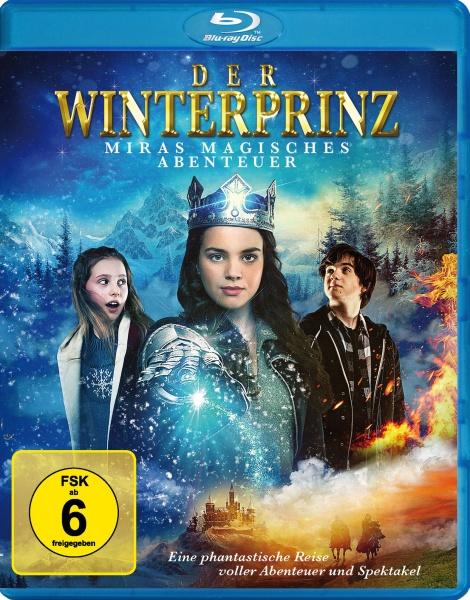 Der Winterprinz - Miras magisches Abenteuer (Blu-ray)
