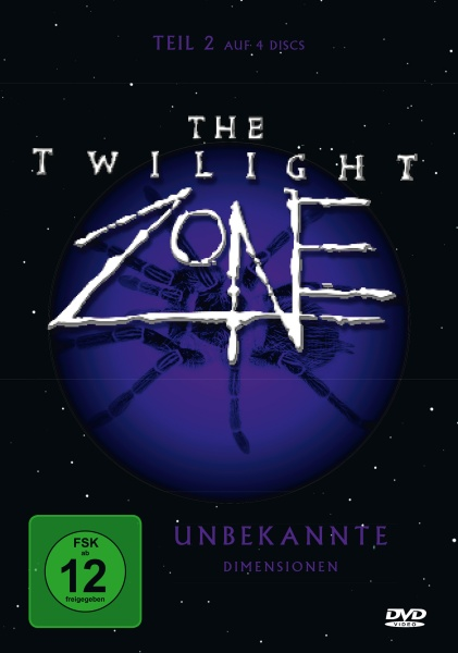 The Twilight Zone - Unbekannte Dimensionen - Teil 2 (4 DVDs)