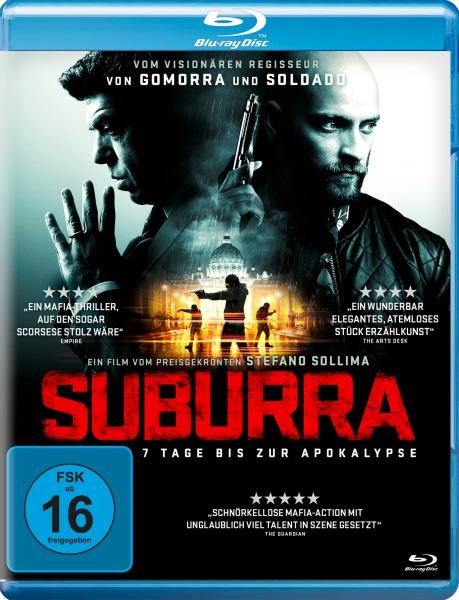 Suburra (Blu-ray)