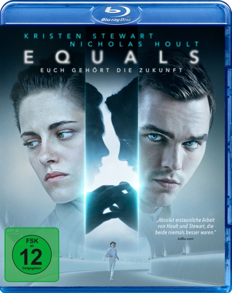 Equals - Euch gehört die Zukunft (Blu-ray)