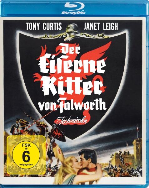 Der eiserne Ritter von Falworth (Blu-ray)