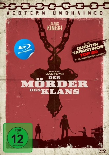 Mörder des Klans (Western Unchained # 10) (Blu-ray)