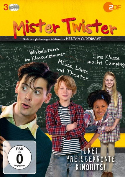 Mister Twister - Komplettbox (3 DVDs)