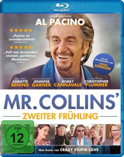 Mr. Collins´ zweiter Frühling (Blu-ray)