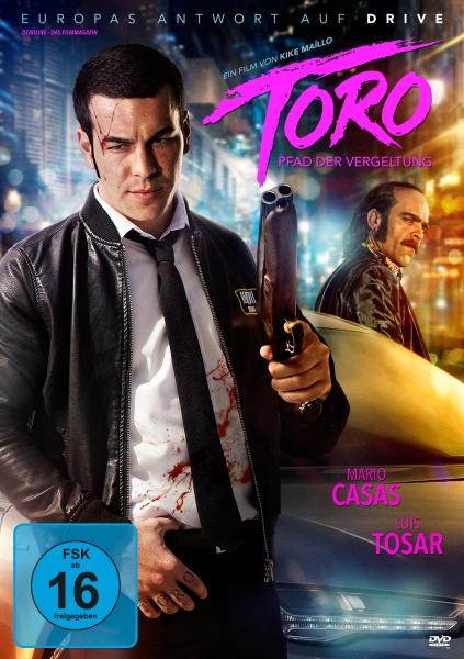 Toro - Pfad der Vergeltung (DVD)