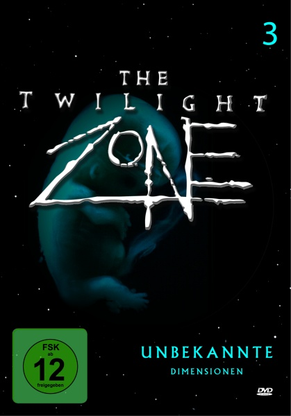 The Twilight Zone - Unbekannte Dimensionen - Teil 3 (4 DVDs)