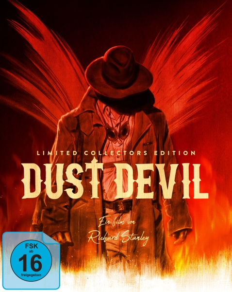 Dust Devil - The Final Cut - Limited Collector's Edition (1 Blu-ray + 3 DVDs + 1 CD)