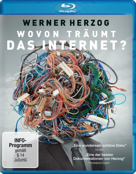 Wovon träumt das Internet? (Blu-ray)