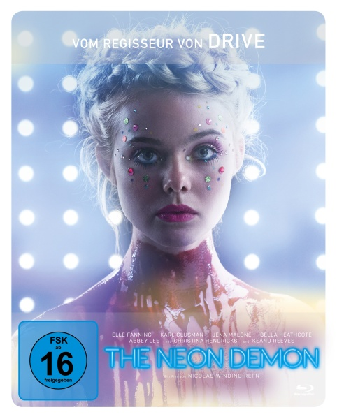 The Neon Demon (Steelbook) (Blu-ray)