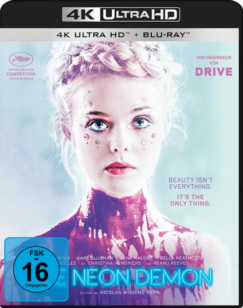 The Neon Demon (4K Ultra HD + Blu-ray)