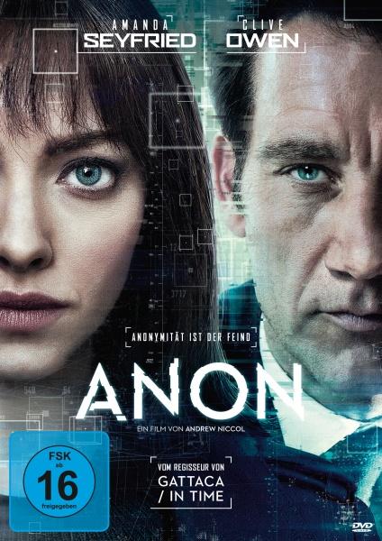 Anon (DVD)
