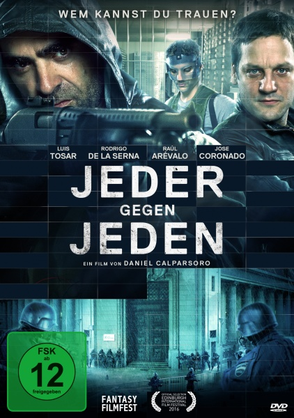 Jeder gegen Jeden (DVD)
