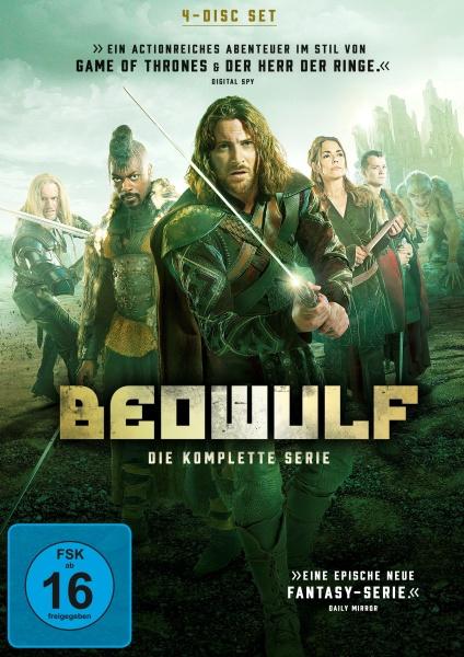 Beowulf - Die komplette Serie (4 DVDs)