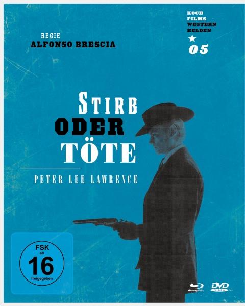 Stirb oder töte (Westernhelden #5) (1 Blu-ray + 1 DVD)
