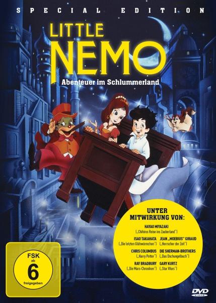Little Nemo - Abenteuer im Schlummerland - Special Edition (DVD)
