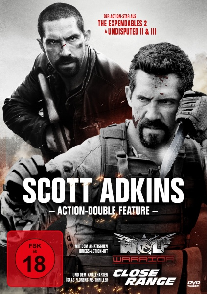 Scott Adkins - Action - Double Feature (2 DVDs)