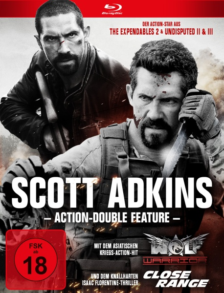 Scott Adkins - Action - Double Feature (2 Blu-rays)