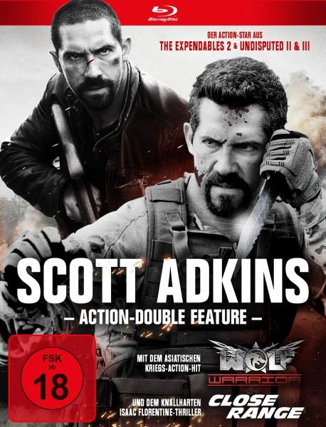 Scott Adkins - Action - Double Feature (2 Blu-rays)
