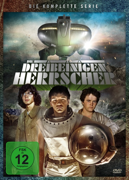 Die dreibeinigen Herrscher - Die komplette Serie (6 DVDs)