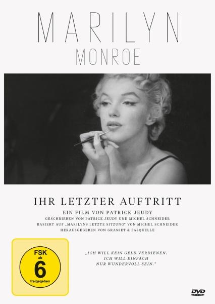 Marilyn Monroe: Ihr letzter Auftritt (DVD)