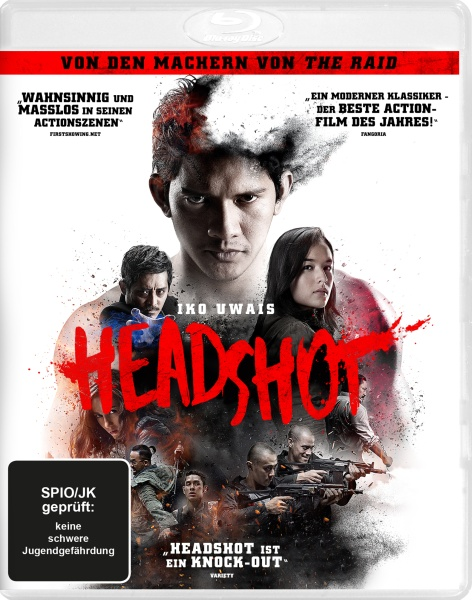 Headshot (Blu-ray)