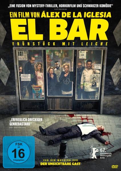 El Bar - Frühstück mit Leiche (DVD)