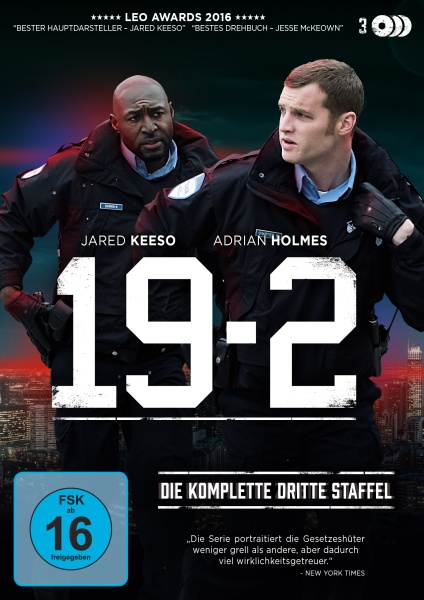 19-2 - Staffel 3 (3 DVDs)