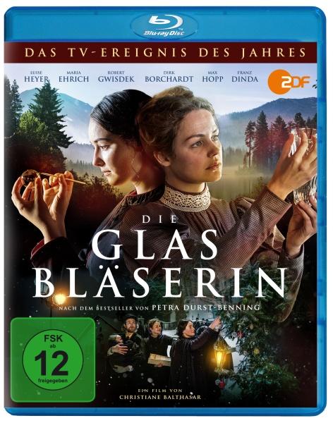 Die Glasbläserin (Blu-ray)