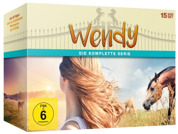 Wendy - Die komplette Serie (15 DVDs)