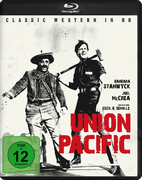 Union Pacific (Blu-ray)